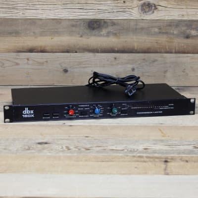 DBX Model 160X Compressor/Limiter