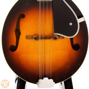 Gibson A-50 Sunburst 1950