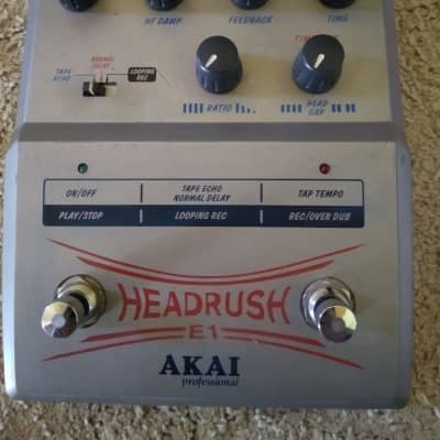 Akai Headrush E1 for sale