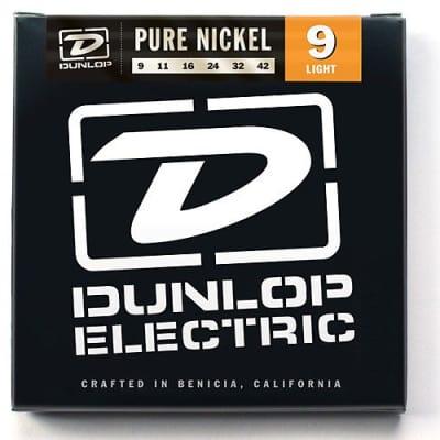 Dunlop Nickel Plated Electric Guitar Strings 9-42