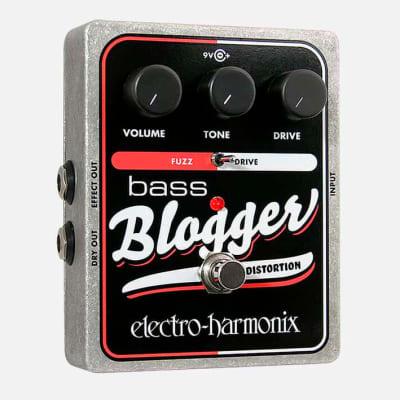 Pedal Electro-Harmonix Bass Blogger Distortion