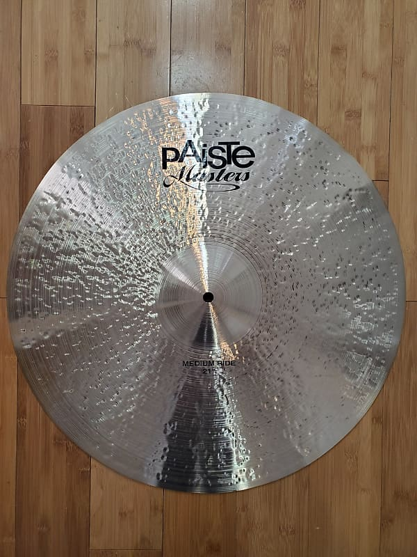 cymbals paiste 21 masters medium ride reverb. Black Bedroom Furniture Sets. Home Design Ideas
