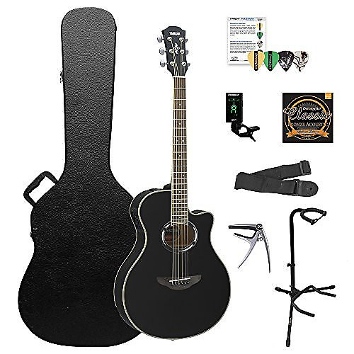 357805be12 Yamaha APX500III BL-KIT-2 Acoustic Electric Guitar Kit with | Reverb