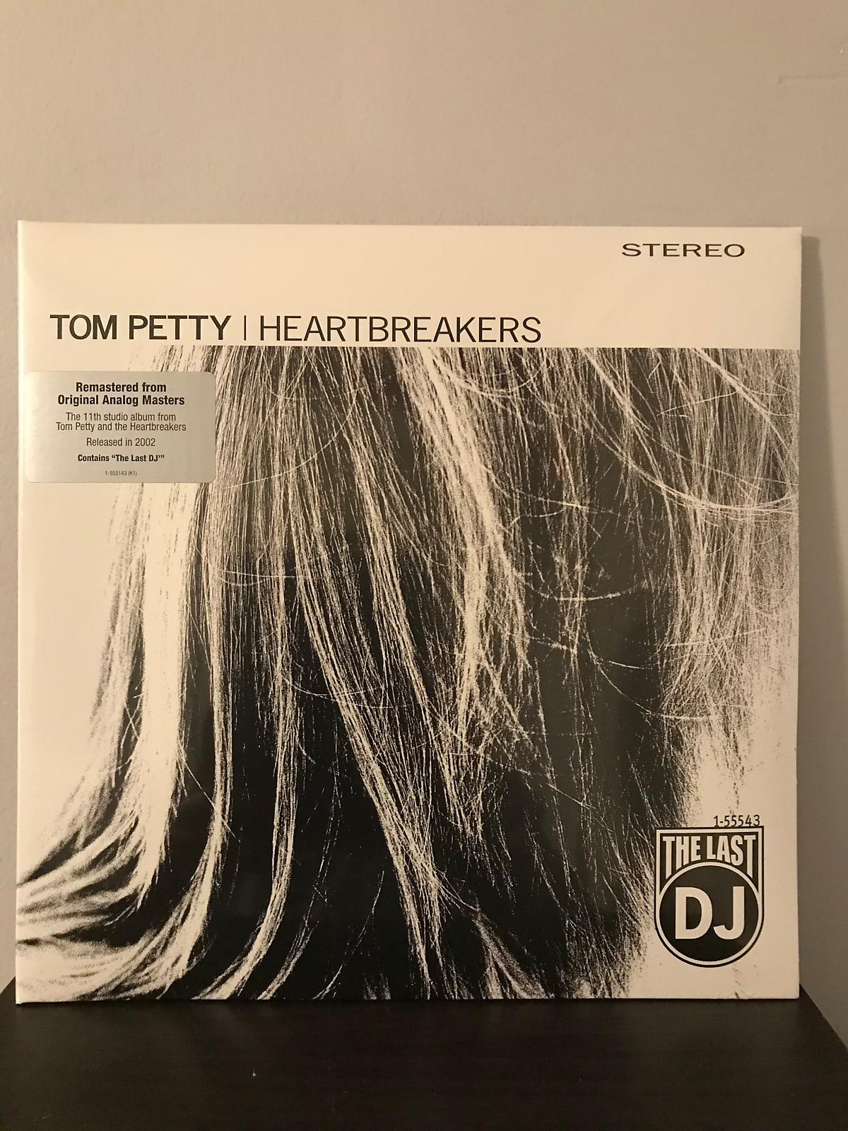 Tom Petty And The Heartbreakers - The Last DJ - Vinyl