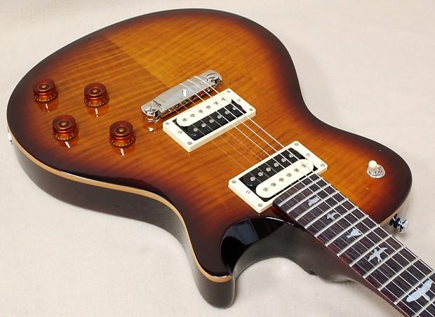 prs se 245 electric guitar in tobacco sunburst reverb. Black Bedroom Furniture Sets. Home Design Ideas