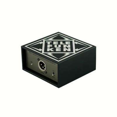 Telefunken Elektroakustik TDA-1 Mono Unit Active Direct Input Box