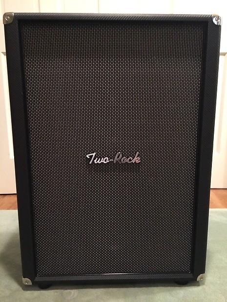 Two Rock Crystal 2x12 Guitar Speaker Cabinet W Celestion