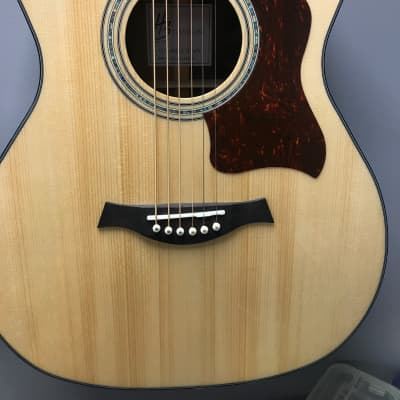 Harley benton CLG-414BCE NT 2020/ WITH HARD CASE