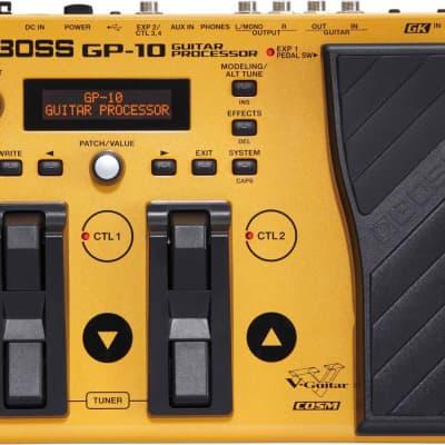 Boss GP-10GK - Multi-effets pour guitare for sale