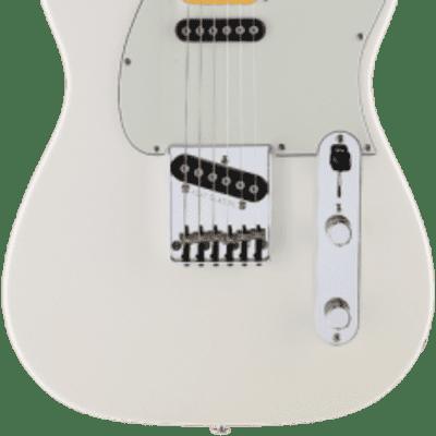 G&L Fullerton Standard ASAT Classic Electric Guitar - Vintage White MN for sale