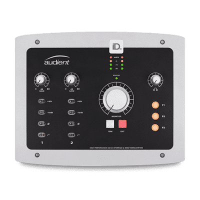Audient Audio 2ch USB2 Interface and Monitoring