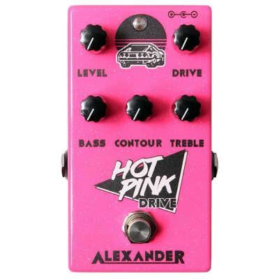 Alexander Pedals Hot Pink Drive 2018