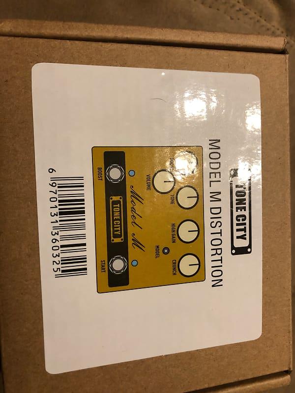 tone city model m guitar pedal reverb. Black Bedroom Furniture Sets. Home Design Ideas