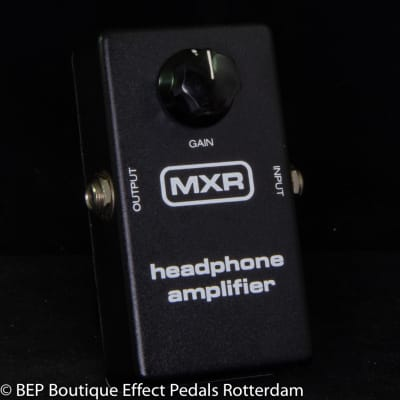 MXR Headphone Amplifier 1980 s/n 57-000679 USA