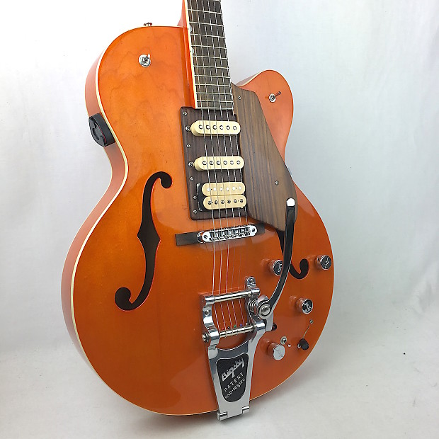 Gretsch G5420T Electromatic Hollow - Heavily Modified 2008 on