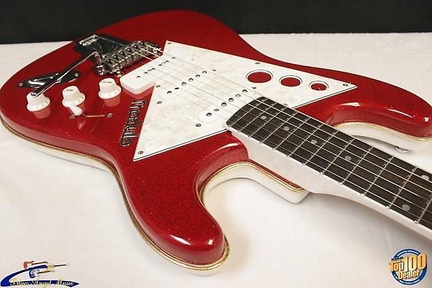 italia modulo tipo 3 electric guitar ultra sparkle reverb. Black Bedroom Furniture Sets. Home Design Ideas