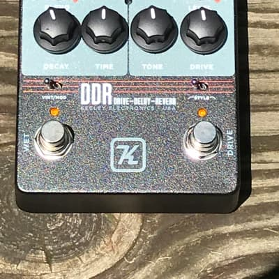 Pre-Owned Keeley DDR Drive Delay Reverb Pedal USED