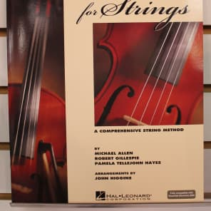Hal Leonard Essential Elements for Strings - Book 1 with EEi: Violin
