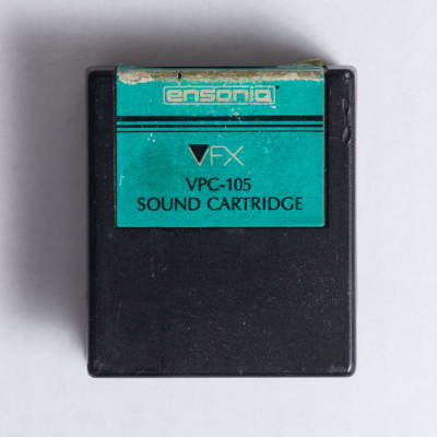 Ensoniq VPC-105 Voice Cartridge for VFX