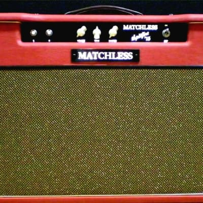 Matchless Spitfire 15W Combo for sale