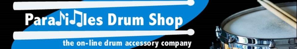"""Paradiddles Drum Shop, LLC, """"Your Destination Drum Store"""""""