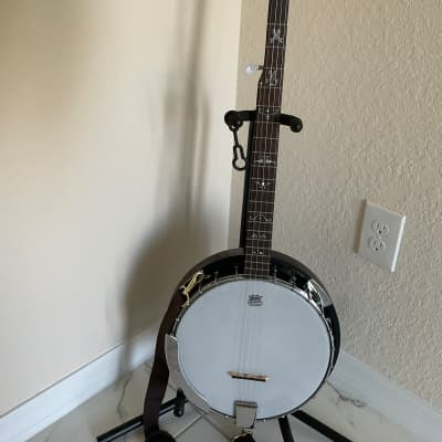 Samick Artist Edition 5 String Banjo 2000-2010 Natural. Very good  condition. Please see pictures. for sale