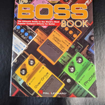 Boss Book  The-boss-book-the-ultimate-guide-to-the-world-s-most-popular Compact Effects for Guitar