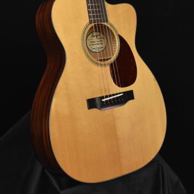 Bourgeois OMC Generations AT Adirondack Spruce and Mahogany for sale