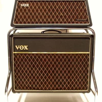"Vox AC-30 Super Reverb Twin Top Boost 3-Channel 30-Watt 2x12"" Piggyback Guitar Amp 1964 - 1967"