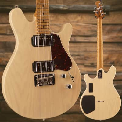 Ernie Ball Music Man Valentine Signature Trans Buttermilk Roasted Maple