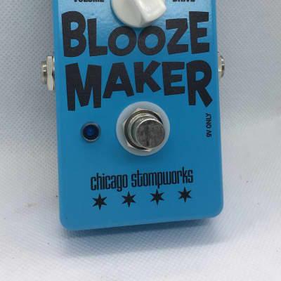 Chicago Stompworks Blooze Maker - Bluesbreaker clone