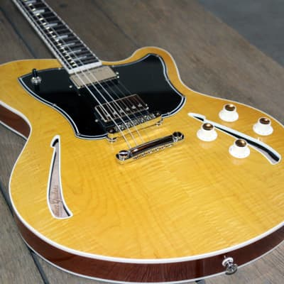 Kauer Guitars Super Chief, Blonde - #3451-29 for sale
