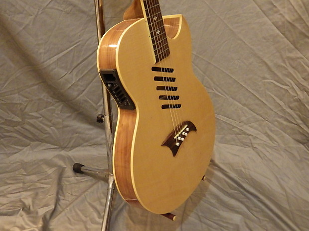 gitano acoustic electric guitar 2000s thin reverb. Black Bedroom Furniture Sets. Home Design Ideas