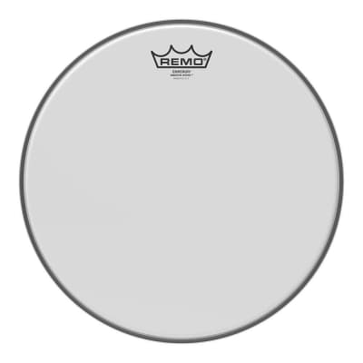 """REMO BE021300 Emperor Smooth White Drumhead, 13"""""""