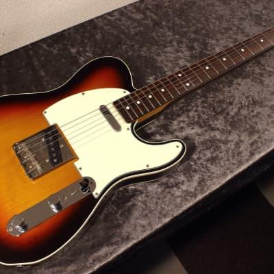 2004 Fender Telecaster Custom '62 Vintage Reissue TL62B-TX CIJ Japan, USA Pickups for sale