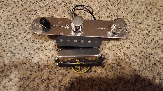 Fender Squier Classic Vibe 50 U0026 39 S Telecaster Pickups