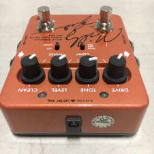 EBS Billy Sheehan Signature Drive Deluxe Bass Effect Pedal