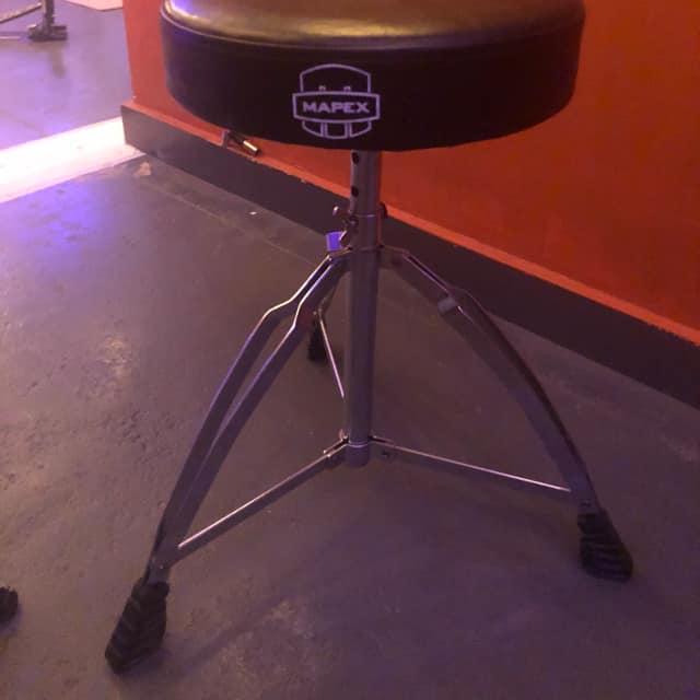 Mapex Drum thrones image