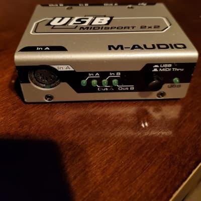M-Audio   Reverb