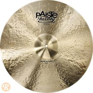 "Paiste 20"" Masters Medium Ride Cymbal"