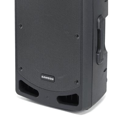 Samson Audio 800 Watts 2-Way Active Loudspeaker - SARL112A - Pair