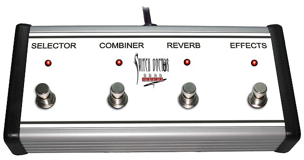 Peavey Classic Deuce Mace Footswitch Automix Four Button Reverb. Peavey Classic Deuce Mace Footswitch Automix Four Button By Switch Doctor. Wiring. Peavey Mace Footswitch Wiring Diagram At Guidetoessay.com