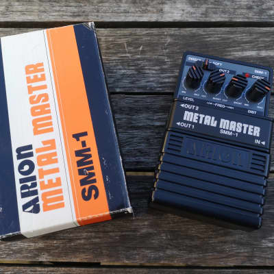Arion SMM-1 Metal Master for sale