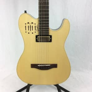 Godin Acousticaster Deluxe Natural