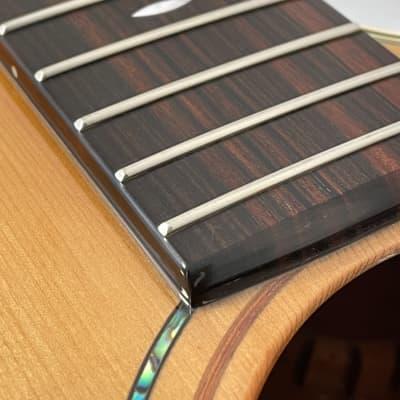 K Yairi DY62C G LR (2009) 60046,  K Yairi Dreadnaught electro acoustic, en étui Hiscox. Japan made. for sale