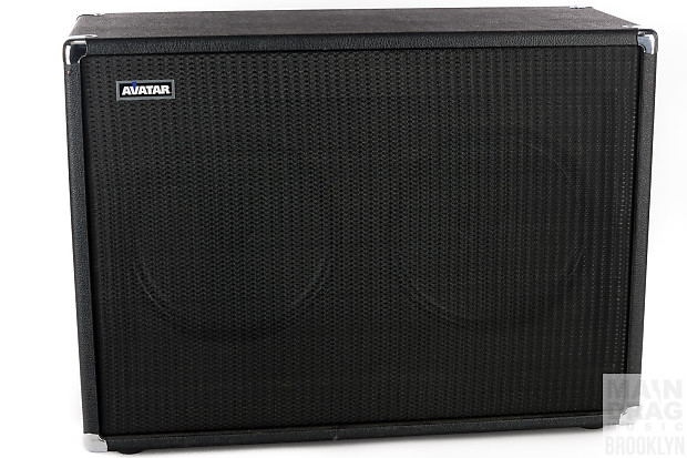 Used Avatar 2x12 Cabinet | Reverb