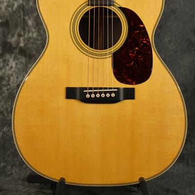 Martin 000-28 Acoustic Auditorium Natural Reimagined w Deluxe hardshell Case & FAST n Free Shipping for sale