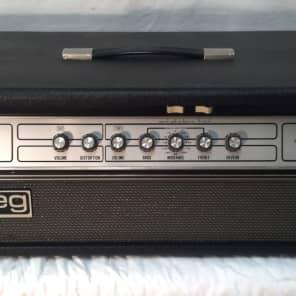 Ampeg V-4 100-Watt Guitar Amp Head with Distortion Control