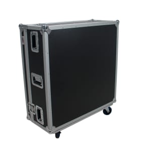 OSP OSPATA-STUDIOLIVE-32-WC-DH PreSonus Studiolive 32 Series III Mixer ATA Flight Case with Casters, Doghouse
