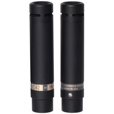 Josephson C42MP Microphone (Matched Pair)